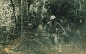 pertempuran hutan