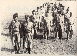 tentara rakyat indonesia