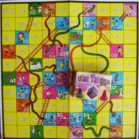 ular tangga
