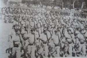 parade militer