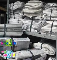 kertas koran